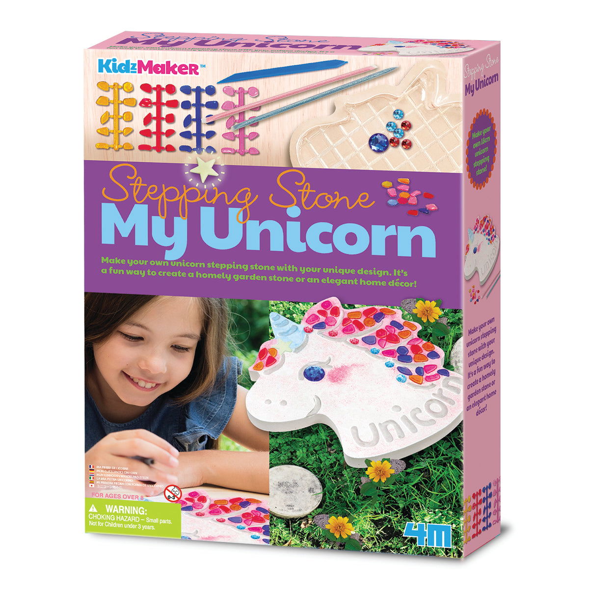 4M Unicorn Stepping Stone