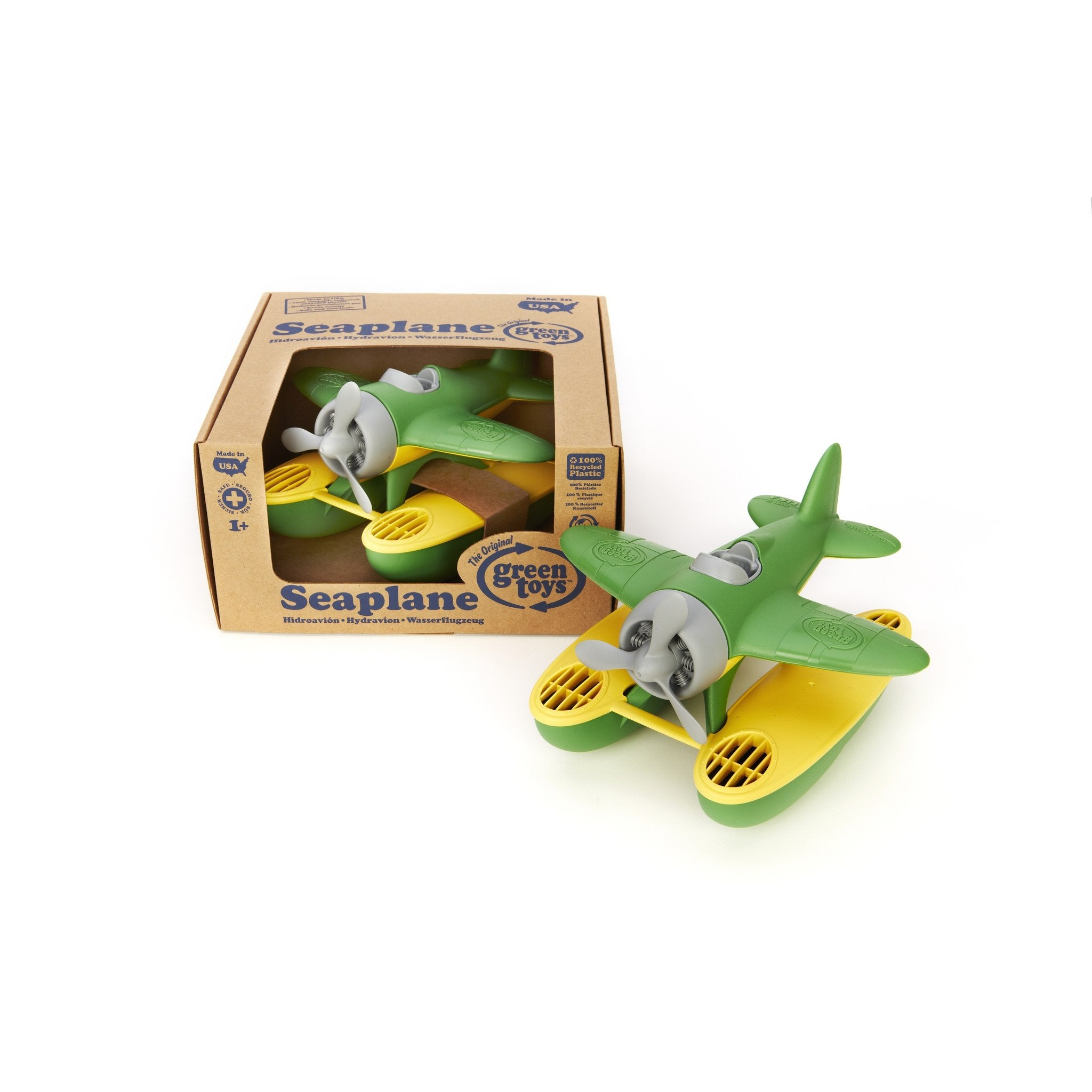 Green Toys - Seaplane Assorted