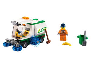 60249 City - Street Sweeper