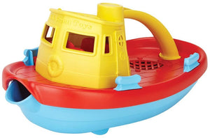 Green Toys - Tugboat Assorted
