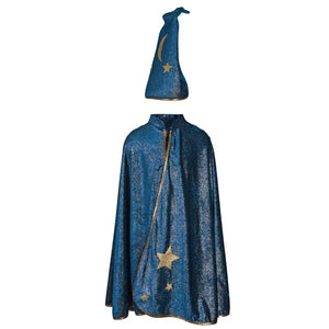 Cape - Starry Night with Hat