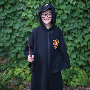 Cloak - Wizard with Glasses