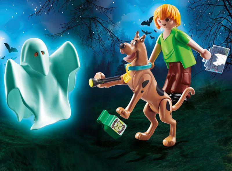 70287 Scooby & Shaggy with Ghost