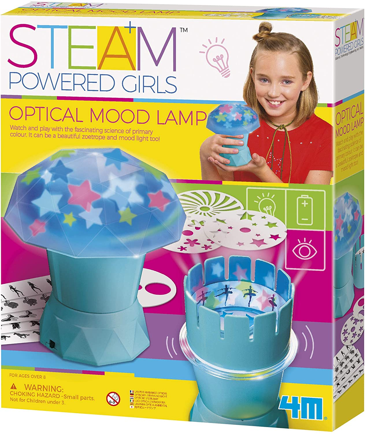 4M Optical Mood Lamp