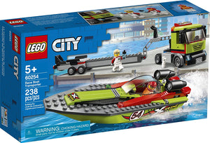 60254 City - Race Boat Transporter