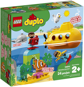 10910 Duplo - Submarine Adventures
