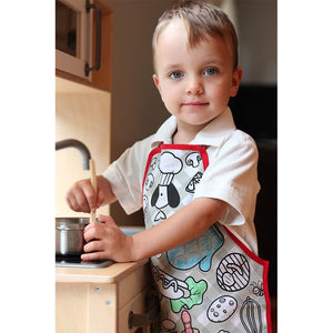 Colour an - Apron Chef