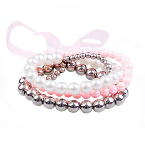 Bracelets - Pearly to Wed