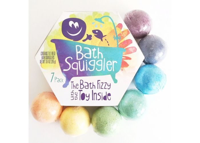 Bath Squigglers 7 pack