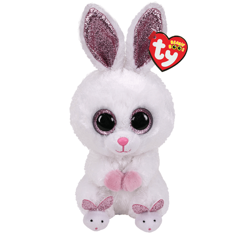 Ty Easter - Slippers Rabbit Med