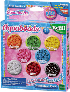 Aquabeads - Solid Bead Pack