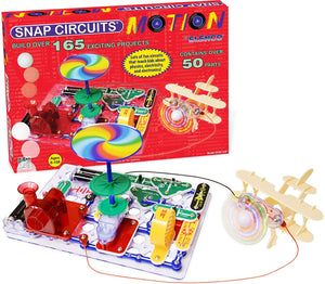 Snap Circuits - Motion