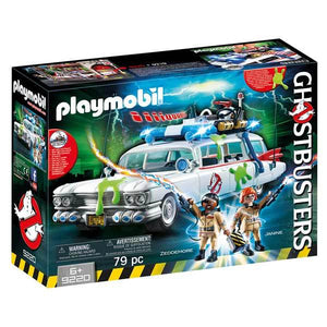 9220M Ghostbusters Ecto-1