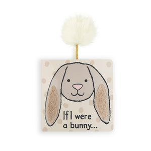 Book  - If I Were a Bunny Beige