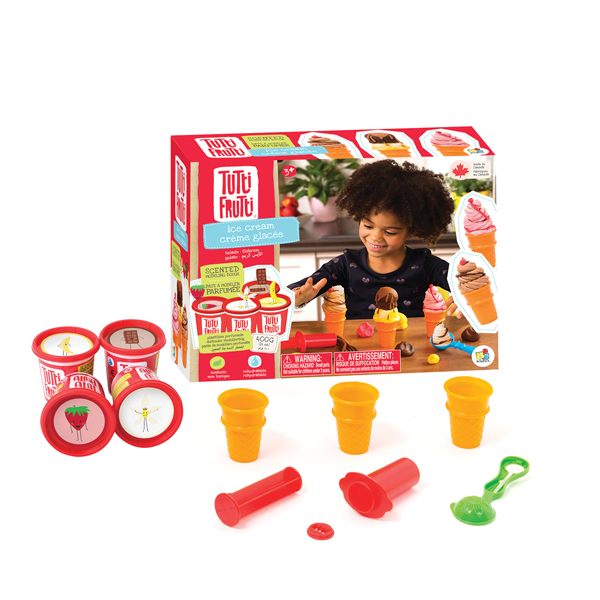 Tutti Frutti Set - Ice Cream Set