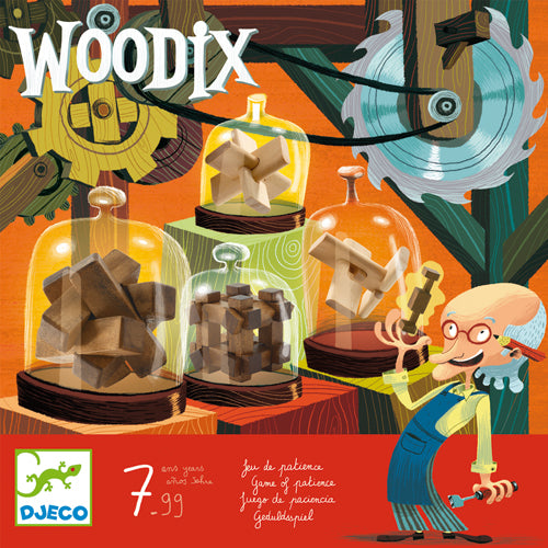 DJeco - Game Woodix