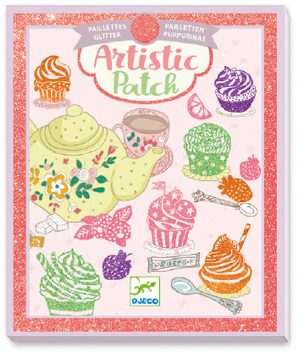 DJeco - Artistic Patch Sweets