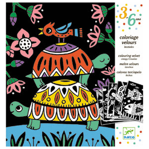 DJeco - Colouring Velvet Creepy Crawlies