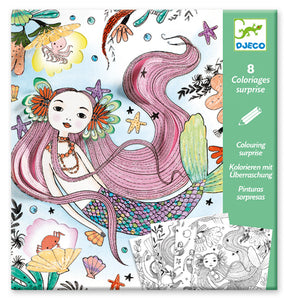 DJeco - Colouring Surprise Under the Sea
