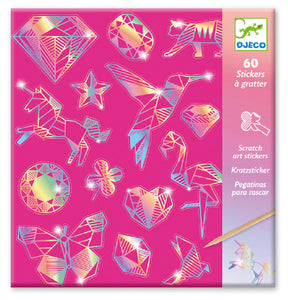DJeco - Scratch Cards Diamond