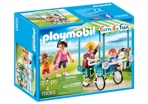 70093 Family Bicycle D21