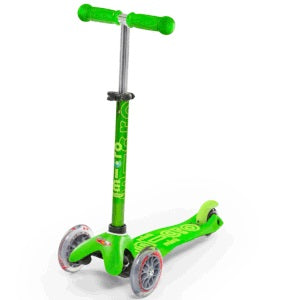 MICRO Mini DELUXE - Scooter Green