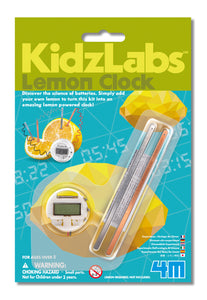 4M Mini - Lemon Clock
