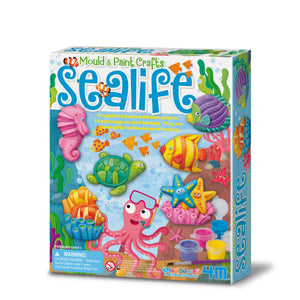4M Mould & Paint - Sea Life