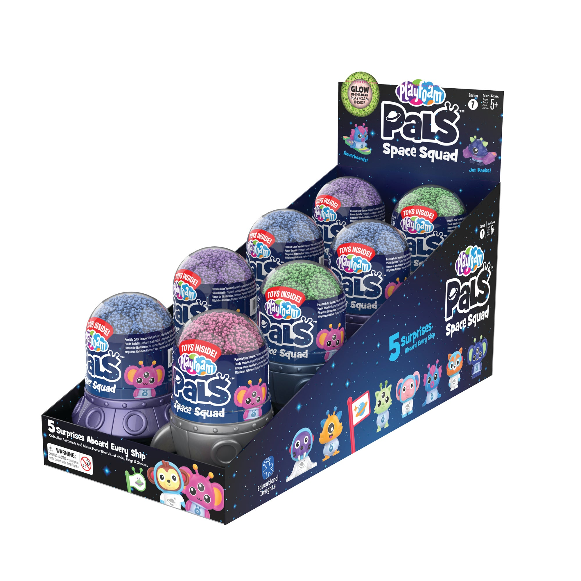 EI - Playfoam Pals Space Squad
