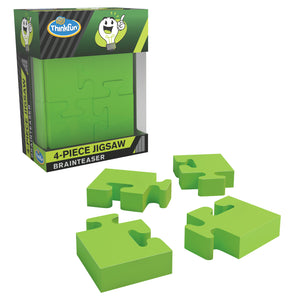Thinkfun - Brain-Teaser 4 Piece Jigsaw