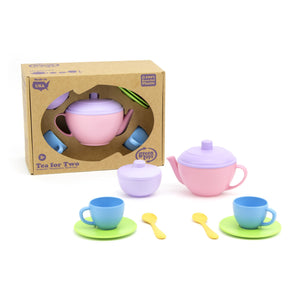Green Toys - Tea for Two Pink
