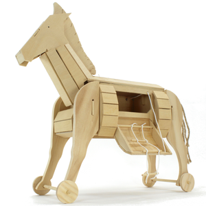 Ancient Siege Engine - Trojan Horse