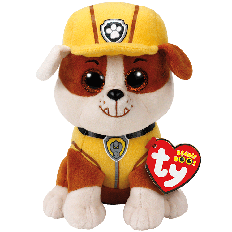 Paw Patrol - Rubble Bulldog D21