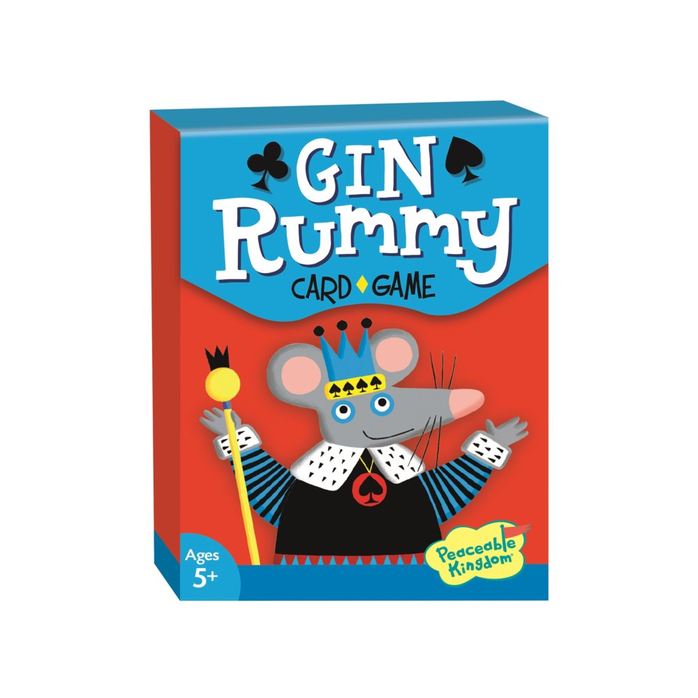 Peaceable - Classic Cards Gin Rummy