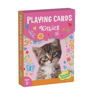 Peaceable - Playing Cards Kitties