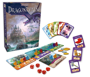Gamewright - Dragonrealm