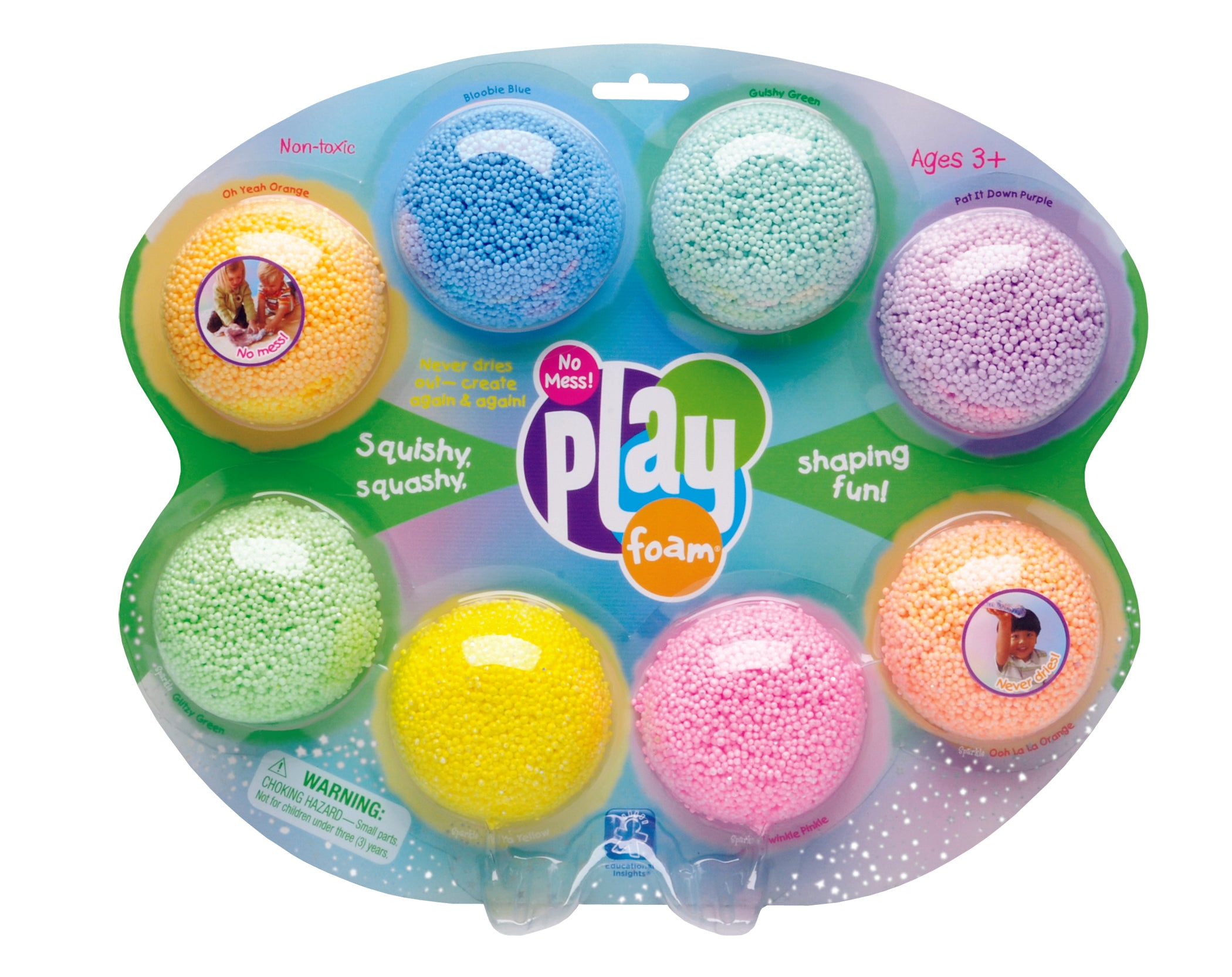 EI - Playfoam 8 pack Combo