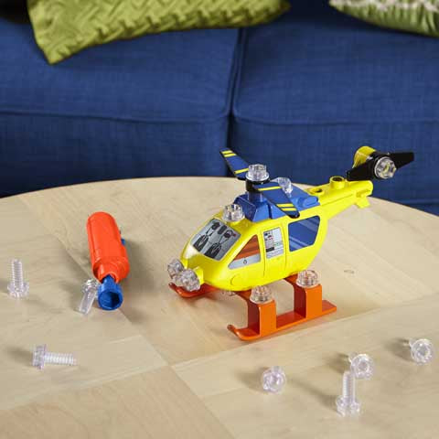 EI - Design & Drill Power Helicopter