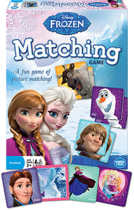 Matching Game - Frozen 2