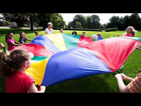 Flight Line - 10' Parachute