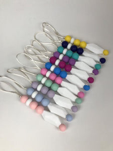 Silicone Zipper Pulls by Little Fox