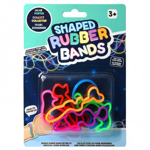 Shaped Rubber Bands - Ocean