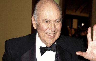 In honor of celebrated comedic actor, writer and producer Carl Reiner