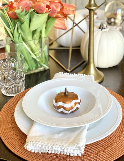 Thanksgiving will be different this year and we selected a few of our favorite menu ideas to help make it festive.