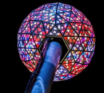 See the Ball drop in a new virtual experience from home!