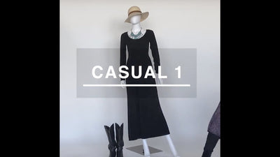 Stylist Diane Pollack from Stylempower defines a look: casual.