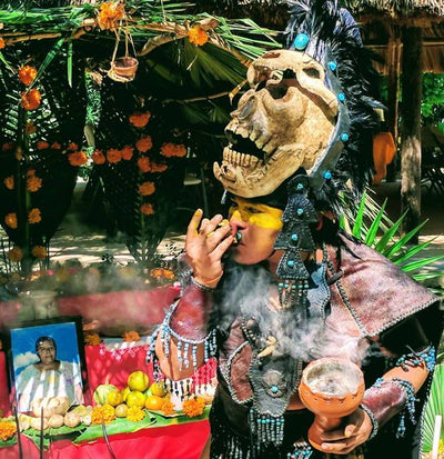 Keeping the Spirit Alive: Celebrating Day of the Dead in the Yucatan