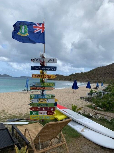 It's the Height of Cruise Season….. (and the BVI is the Place to Go)