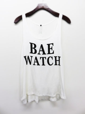 Bae watch tee