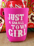 "Judith March ""Small Town Girl"" Can Cooler"